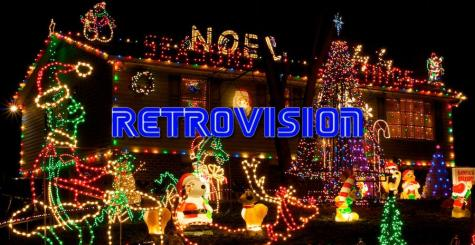 C'est encore Noël chez Retrovision !