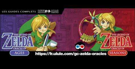 Les guides complets Zelda Oracle Ages et Seasons sur Ulule