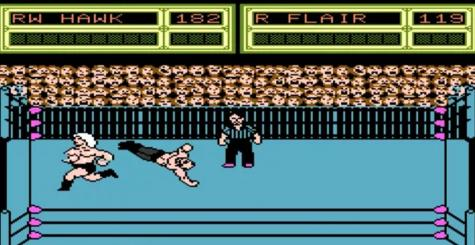 UWC Wrestling : le jeu de Catch NES qui a mis 30 ans pour sortir !