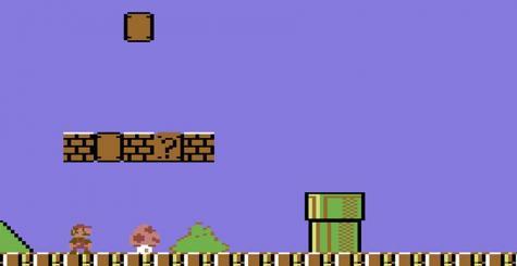 Super Mario Bros techniquement parfait sur Commodore 64 !