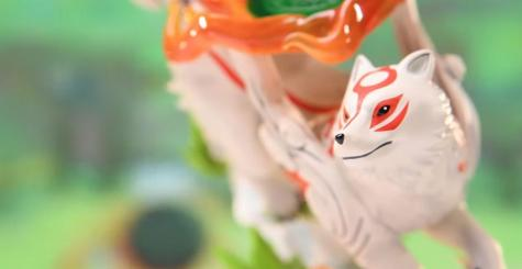 La statuette Okami Amaterasu PVC de First 4 Figures bientôt en précommande !