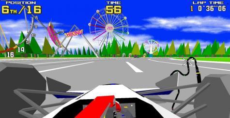 SEGA Ages Virtua Racing et Wonder Boy sur Switch européennes le 27 juin prochain !