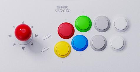 Neo Geo Arcade Stick Pro - on connait les 20 bourre-pifs embarqués !