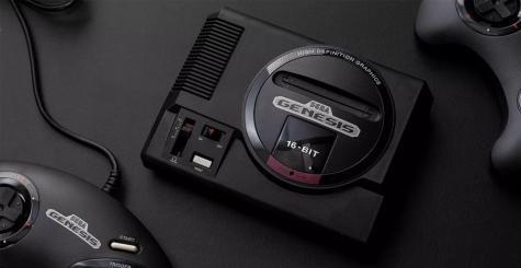 Avec un 43ème jeu caché, la SEGA Mega Drive Mini japonaise a encore quelques secrets