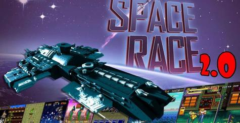 Space Race 2.0 - le quizz retrogaming offre de nouveaux contenus !