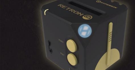 Retron Jr - GameBoy, GameBoy Color et Game Boy Advance sur votre TV
