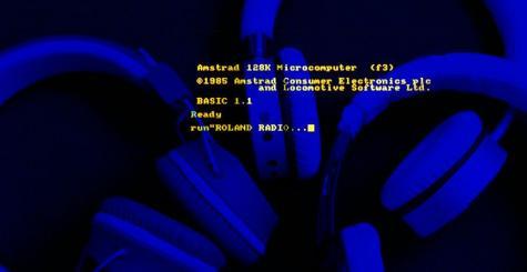 Roland Radio - la webradio Amstrad CPC maintenant 24h sur 24h sur mobile !