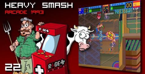 RAGE+ #22 - Heavy Smash : Tu l'as pas volley !