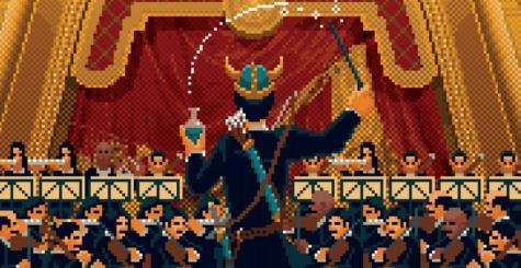 Symphonie pour Pixels : Une histoire de la musique de jeu vidéo