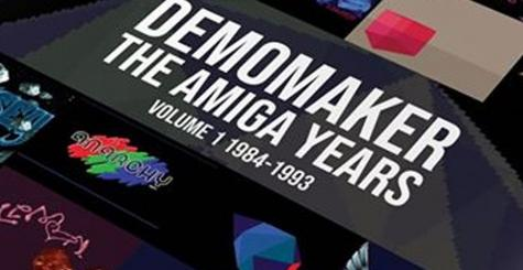 Demomaker The Amiga Years - le livre de la demoscene Amiga fait campagne
