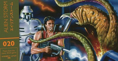 Les soundtracks Mega Drive d'Alien Soldier et Alien Storm éditées en vinyle chez Data Discs