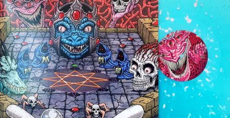 Les OST de Devil's Crush et Alien Crush éditées en vinyle