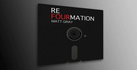 Reformation 4 - Matt Gray re-re-re-remixe les plus grandes musiques du C64 et de l'Amiga