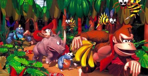 Donkey Kong Country déboulera sur Nintendo Switch Online le 15 juillet !