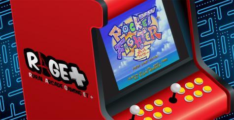 RAGE+ #24 - Pocket Fighter : Pitre Fighter !