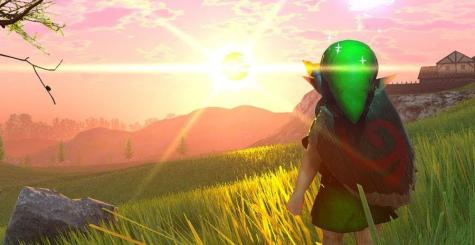 Zelda Ocarina Of Time Remake dans Unreal Engine 4.25 présenté en vidéo !