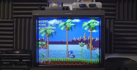 Sacrilège ! Sonic the Hedgehog déboule sur SNES !