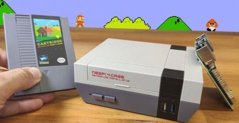 NESPi 4 Case en détails : le boîtier NES enfin compatible Raspberry Pi 4 !