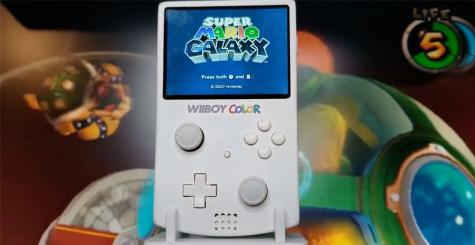 The Wiiboy Color - une surprise de taille !