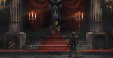Raphaël Lucas aux origines de Castlevania Symphony of the Night