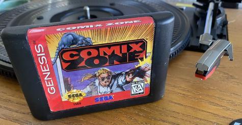 Cartridge Thunder sortira la bande originale de Comix Zone sur vinyle
