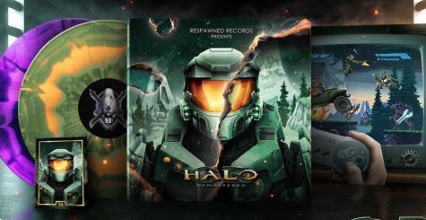 Un album d'arrangements 16 bits pour la musique d'Halo inaugure la collection Demastered de Respawned Records