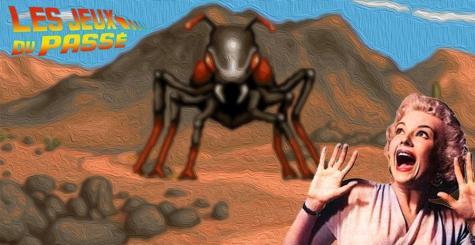 It Came From the Desert - Mélange des genres et fourmis géantes