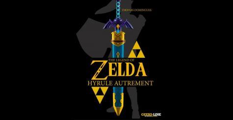 Zelda - Hyrule Autrement, un livre pour prendre de la hauteur !