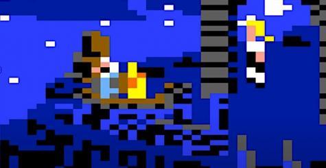 Le demake de Monkey Island se matérialise sur Apple II
