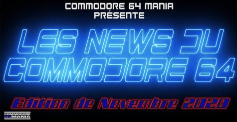 Commodore 64 Mania lance la première émission française dédiée aux news C64 !