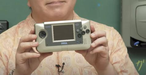 SEGA dévoile la Venus, le prototype d'une console portable ancêtre de la Nomad