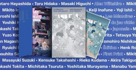 Third Éditions annonce Les Mémoires du jeu vidéo japonais de John Szczepaniak