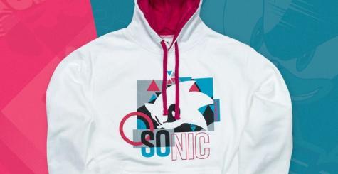 SEGA Shop lance une collection de fringues Sonic the Hedgehog Remix