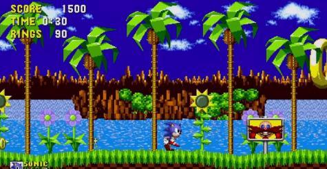 Les remasters mobiles de Sonic 1 et 2 fonctionnent sur PC, Vita et Switch !