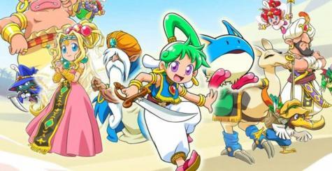 Wonder Boy : Asha in Monster World confirme sa sortie et renforce nos craintes