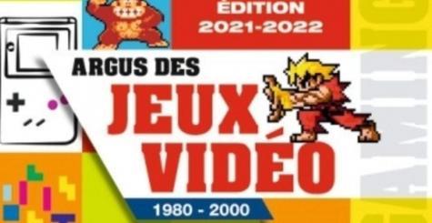 Un nouvelle édition pour l'Argus des jeux vidéo 1980-2000