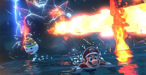 Yuzu et Ryujinx font déjà très bien tourner Super Mario 3D World + Bowser's Fury sur PC !