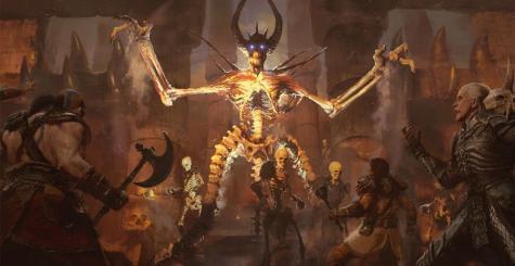 Diablo 2 Resurrected et Blizzard Arcade Collection présentés depuis la BlizzCon Online 2021