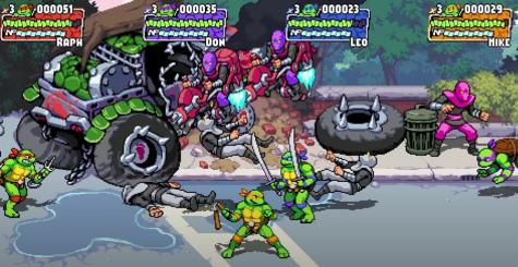 Teenage Mutant Ninja Turtles: Shredder's Revenge, un nouveau beat'em up Tortues Ninja sur PC et consoles !