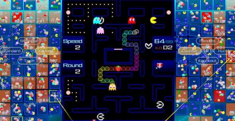 Pac-Man 99 déboule sur Nintendo Switch Online