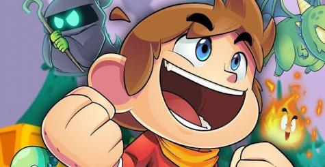 Alex Kidd in Miracle World DX sortira le 24 juin !
