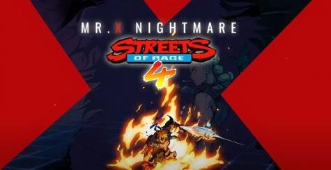 Streets of Rage 4 - un généreux DLC baptisé Mr. X Nightmare offrira cette année de nouveaux modes et combattants