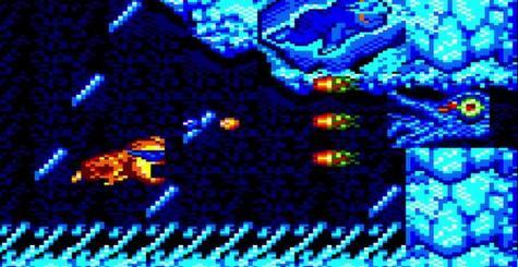 Toki sur Amstrad CPC - découvrez le Level 4 en vidéo !