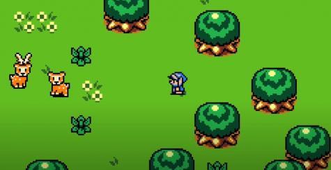 Le prototype d'un demake pour The Legend of Zelda: Breath of the Wild dévoilé en vidéo