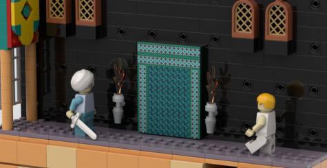 Prince of Persia version LEGO - du concept à la réalité ?