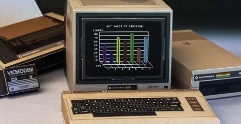 Il utilise un Commodore 64 pour miner du Bitcoin