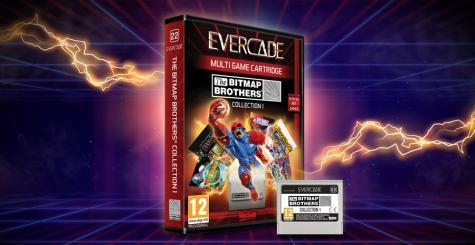 Avec The Bitmap Brothers Collection 1, la liste de jeux s'étoffe encore pour Evercade !