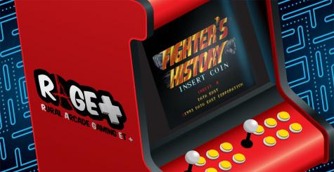 RAGE+ #25 - Fighter's History : le clône de Street Fighter qui a agacé Capcom