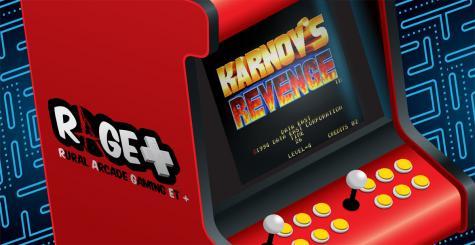 RAGE+ #26 - Karnov's Revenge : il est où le gros ?