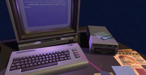 Le Commodore 64 en VR et contre tous !